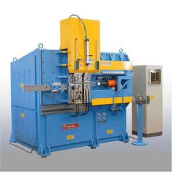 Una delle macchine di nostra produzione