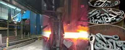 Stampaggio metalli a caldo