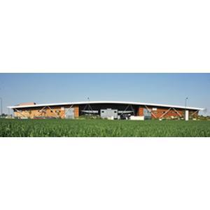 7500 m2 factory