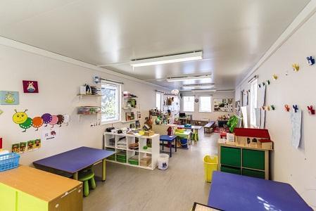 Ecole garderie