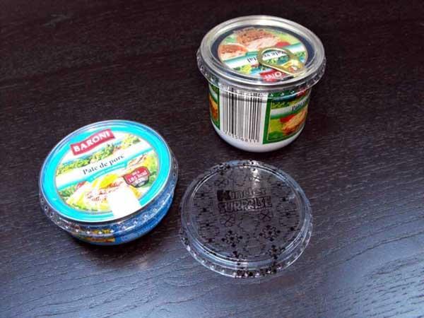 Capace din plastic pentru cutii de pateu