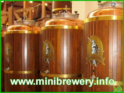 Craft microbrewery Blonder beer
