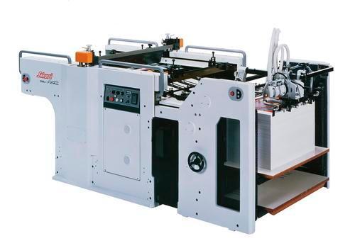 Schwing - Zylindermaschine