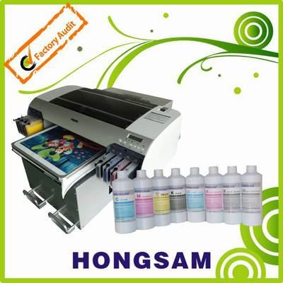 Hong-Jet t-shirt printer with the bright color and efficiency productivity