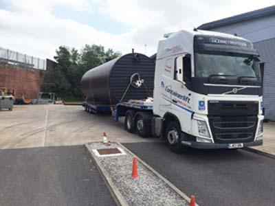 Containerlifts' New Low Loader
