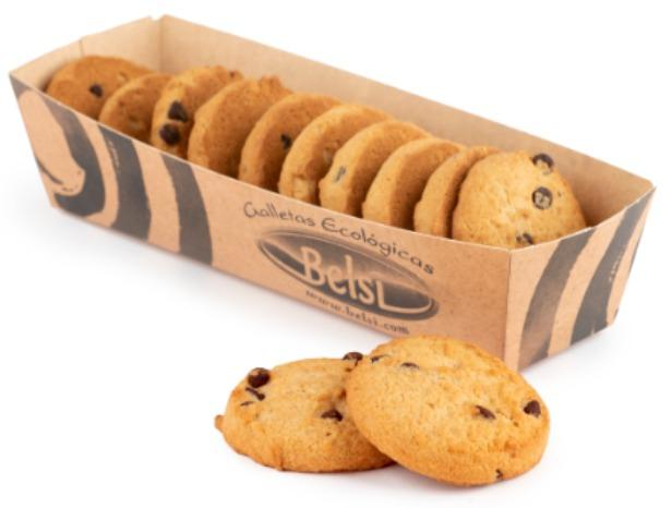 Cookies de trigo sarraceno y avena