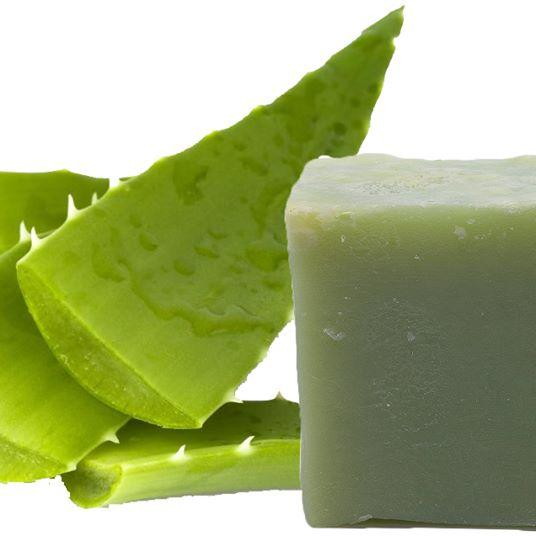 Aloe Vera And Sage Natural Soap
