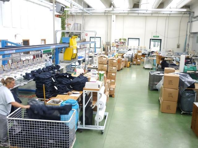 Arem Industria personalizzazioni per abbigliamento e tessile