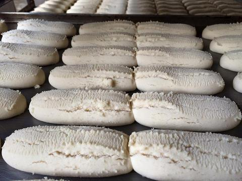 floured cookies