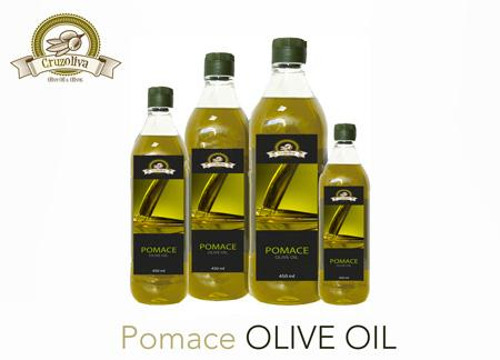 POMACE OLIVE OILS from Cruzoliva
