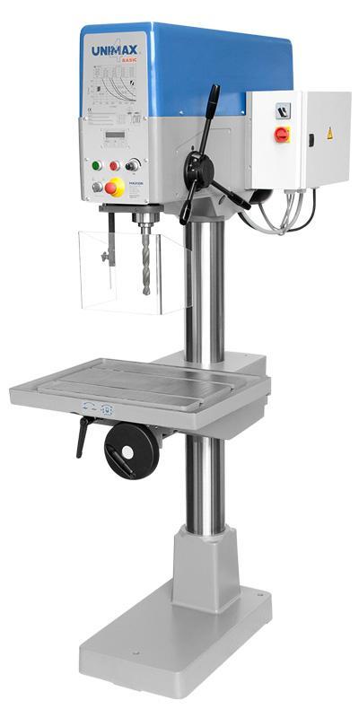 Komplettes Maschinenprogramm von Maxion. (Hergestellt in Deutschland) Tisch-, Säulen-Gewindebohrmaschinen u.s.w.