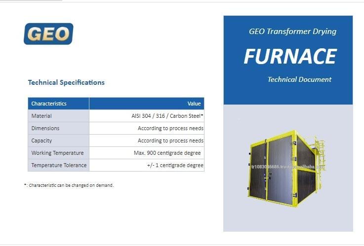 Transformer Drying Furnace