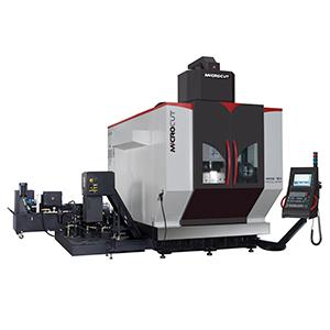 5-Axis Gantry Type Simultaneous Machining Center