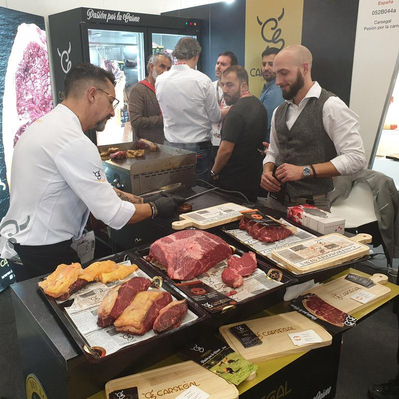 CONTICELLI MEAT & FOOD TRADING foto 1