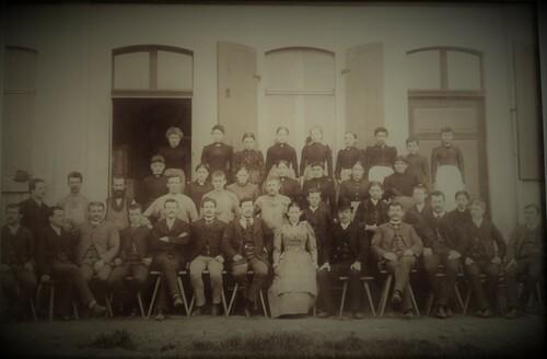 Firmengründung 1900
