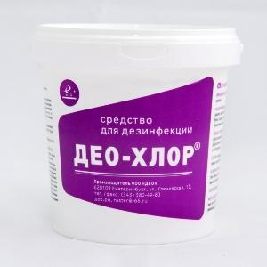 Sodium dichlorisocyanurate based effervescent tablets (3,4 gr) and granules.  Disinfection of surfaces, medical equipment, medical waste etc. Bactericide, virucide, fongicide.