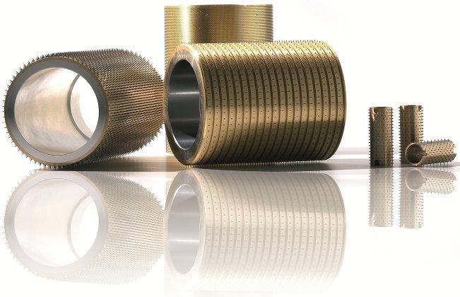 zur Perforation von Folie, Aluminium, Papier, Vlies (Nonwoven) und andere