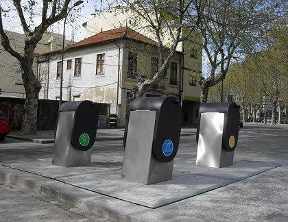 SOTKON Waste Systems in Portugal - Matosinhos
