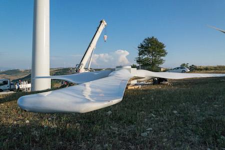 GreenStorm è tra i pochissimi produttori di turbine eoliche in Italia. L'azienda produce i propri aerogeneratori a Melegnano in provincia di Milanao