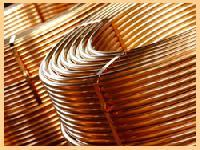 We are offering copper tubes, used for air conditioning, refrigeration, heating and water supply and for industrial purposes. Outer diameter: 5-76 mm. Length: up to 6 m, straight  length; 25 and 50 m
