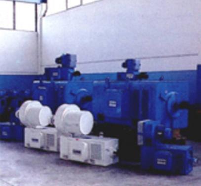motori e generatori a corrente continua