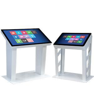 Tables tactiles & interactives