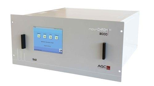 "NovaCHROM 19"" Gaschromatograf"
