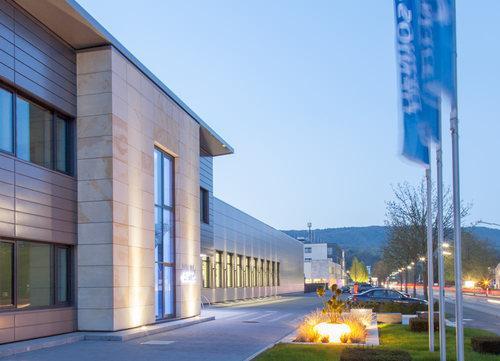 Produktionsgebäude in Deutschland