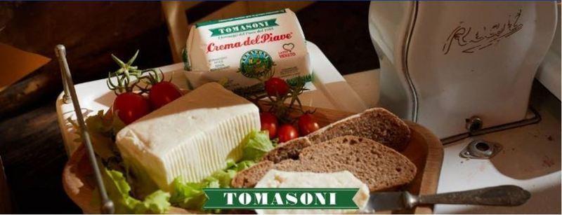 Produzione di formaggi gustosi e di qualità come la Crema del Piave e lo Stracchino.