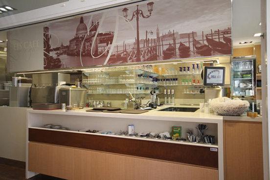 Congeltec vuole offrire il meglio del settore arredamento per la ristorazione, l'azienda collabora con importanti marchi italiani.