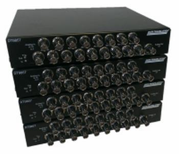 Die hochpräzise Schwingungsmesstechnik von Data Translation ist jetzt auch in USB-Messgeräten mit 8 oder 16 Kanälen integriert. Mittels Synchronisationsport 4 Messboxen oder 64 Kanäle erfassen.