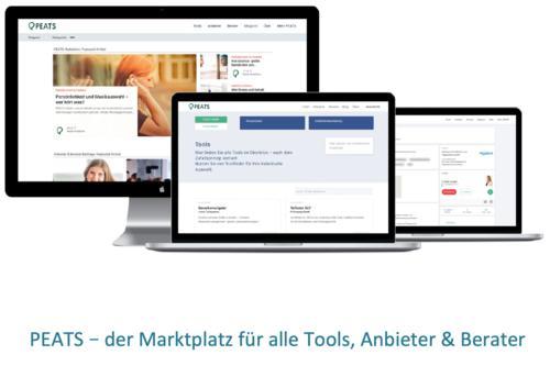 PEATS - Marktplatz für Diagnostik-Tools