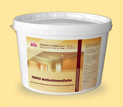 NANO Anti-Mould Paint