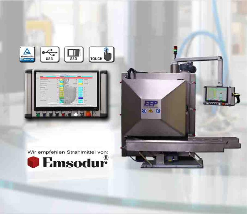Low-Temperature Deflashing Machine E40