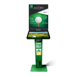 Nano Touch Screen Golf