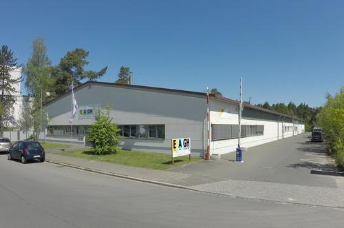 EAGH Standort Nürnberg
