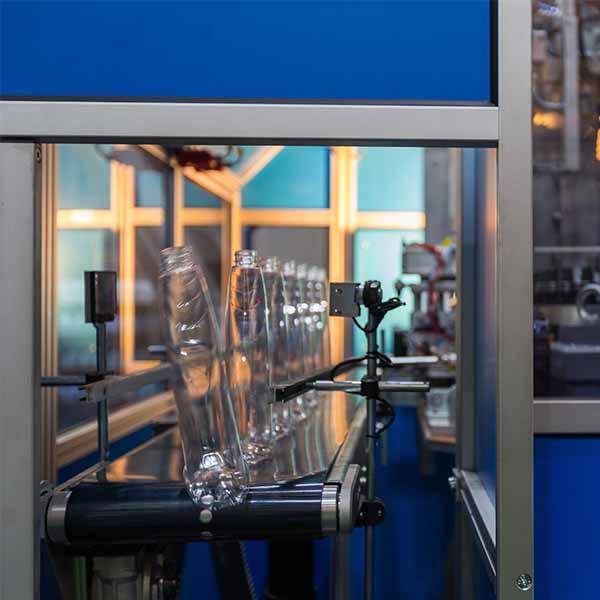 Plastic bottle manufacture