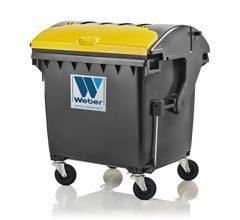 Mülltonnen MGB 1100 Liter