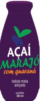 O AÇAI MARAJÓ é um suco produzido com frutos frescos colhidos nas matas da Amazônia,  pasteurizado e com qualidade energética e antioxidante além dos típicos aroma e sabor desse inigualável fruto