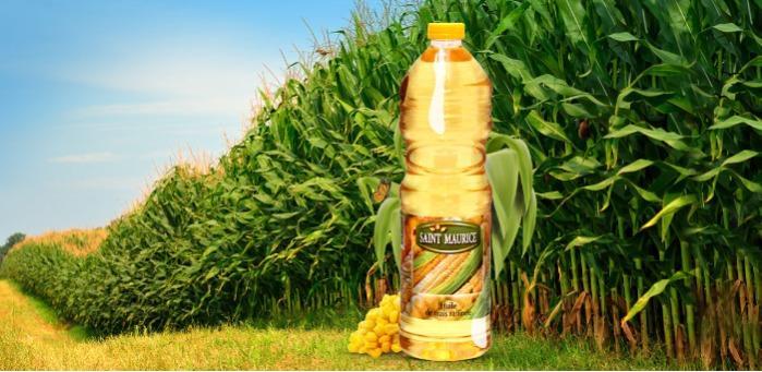 Huile de maïs