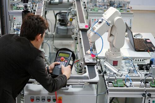 Programmierung von Robotern