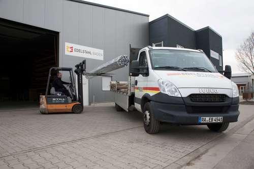 Unsere Logistik