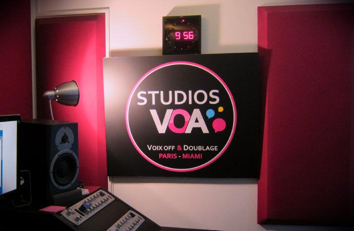 With 7 studios specially designed  for voice over recording, VOA Voice Studios guarantees quality service for all of your voice over and dubbing projects.