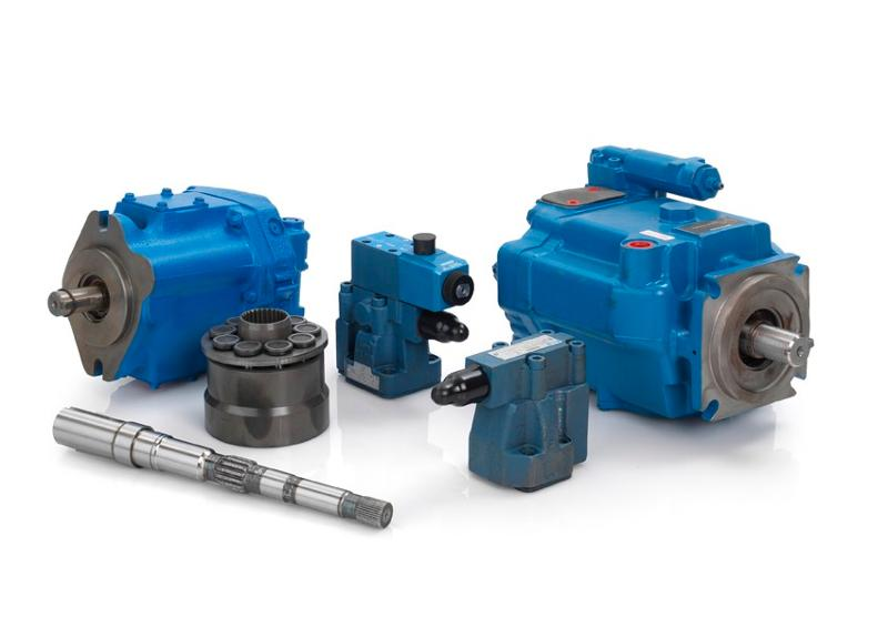 REM-B is official dealer for EATON HYDRAULICS. A lot of Vickers material on stock.