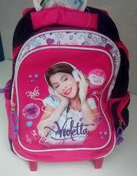 Matériel scolaire Violetta