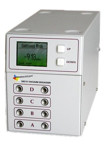 HPLC/GPC -Online-Entgaser