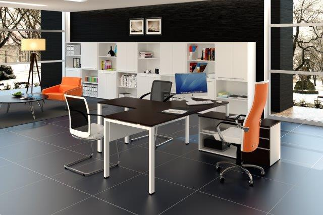 Stylish and modern, comfortable and functional ONLINE furniture for personnel allows you to create a unique office workspace.