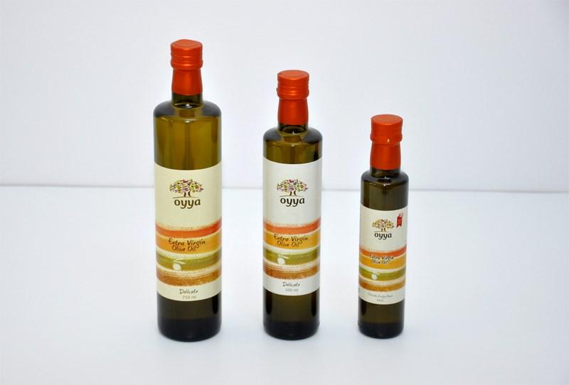 Huile d'olive extra vierge Tunisienne OYYA OIL Certifiée.