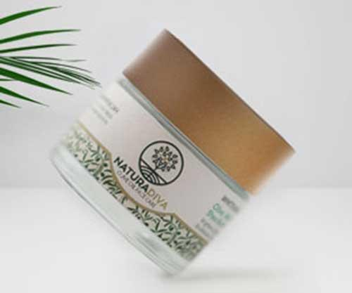 Moisturiser | Anti-Ageing cream with Organic Olive Oil, Royal Jelly, Rose and Jojoba.