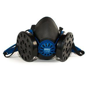 MOD.2000 C / Half Mask